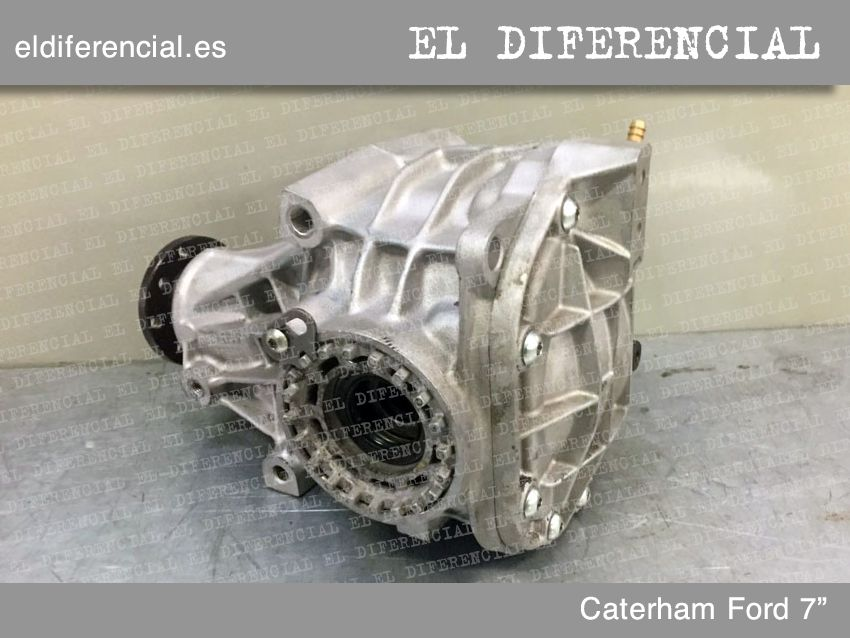 differencial caterham ford 7 1