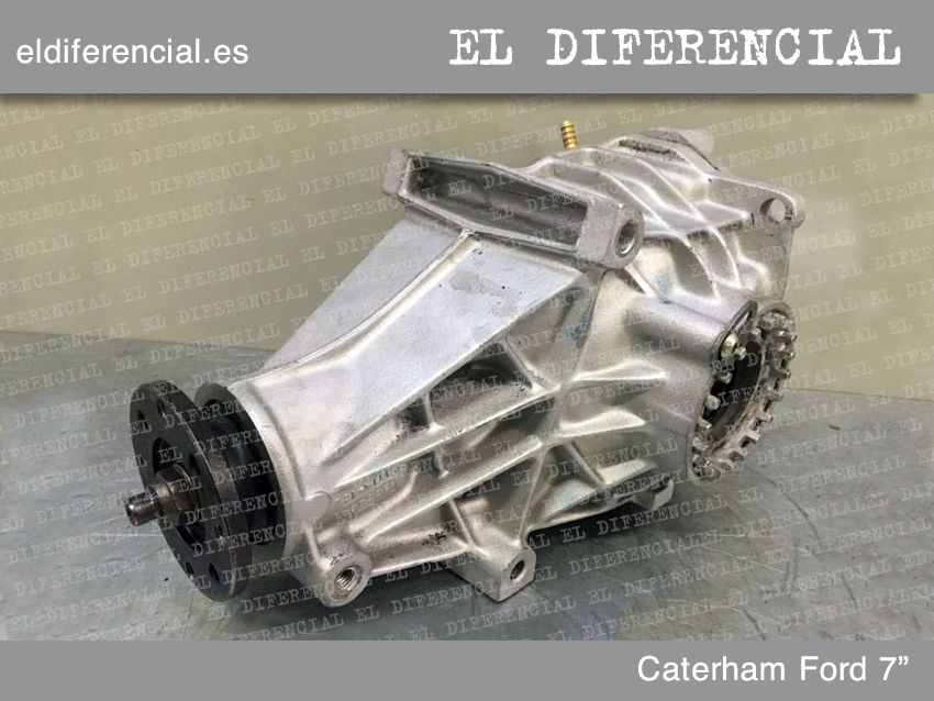 differencial caterham ford 7 2