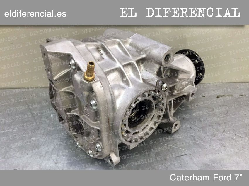 differencial caterham ford 7 4