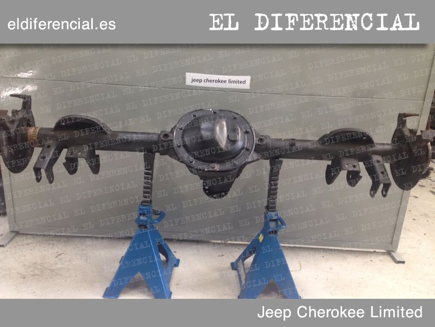 differencial jeep cherokee limited