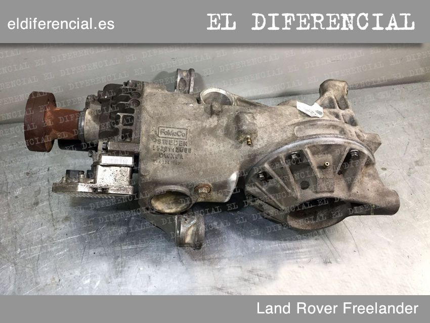differencial land rover freelander trasero 1
