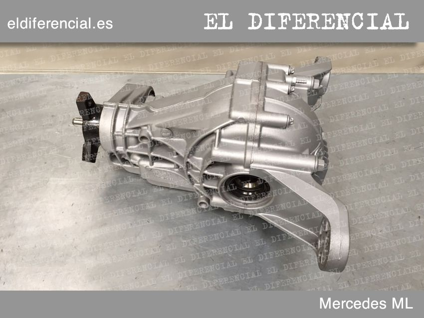 differencial mercedes ml trasero 2