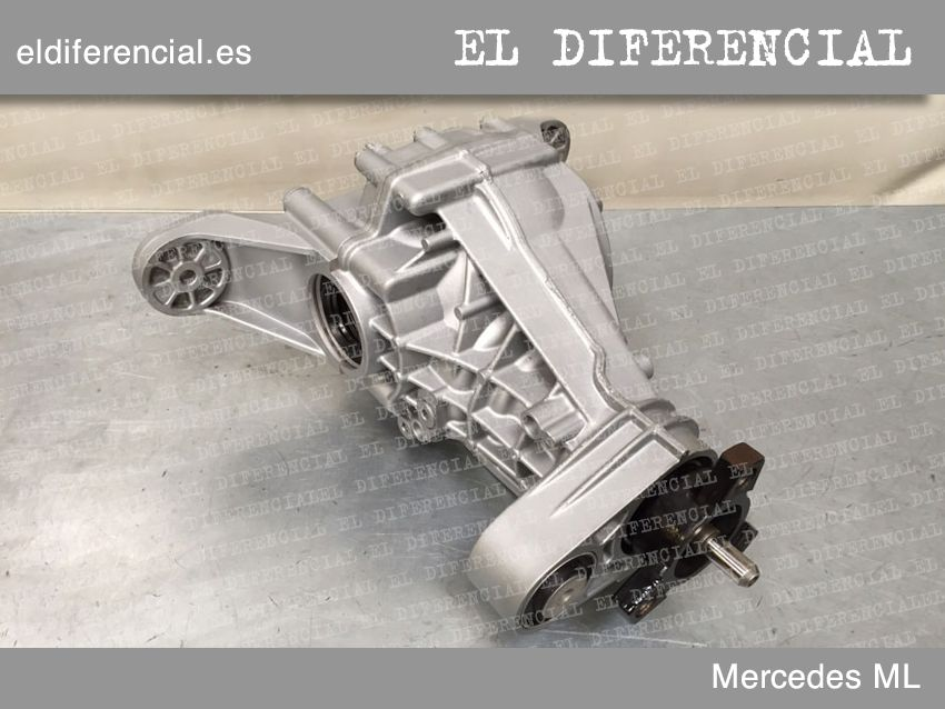 differencial mercedes ml trasero 3
