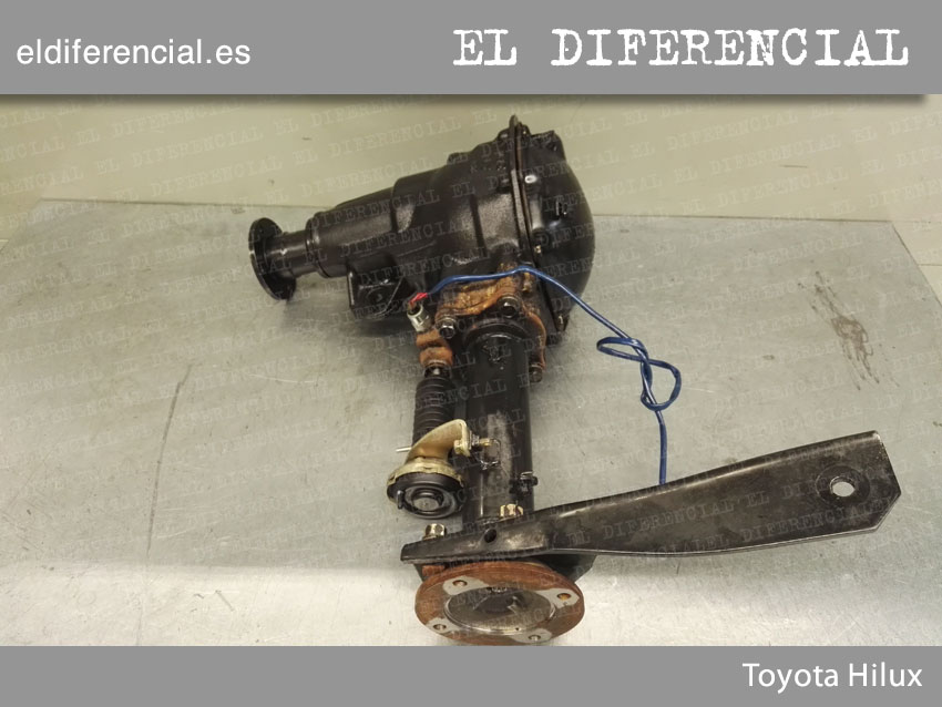 Differencial Toyota Hilux delantero 12