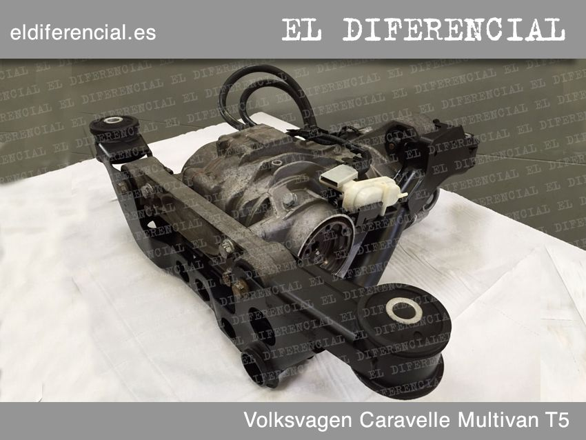 differencial volkswagen caravelle t5
