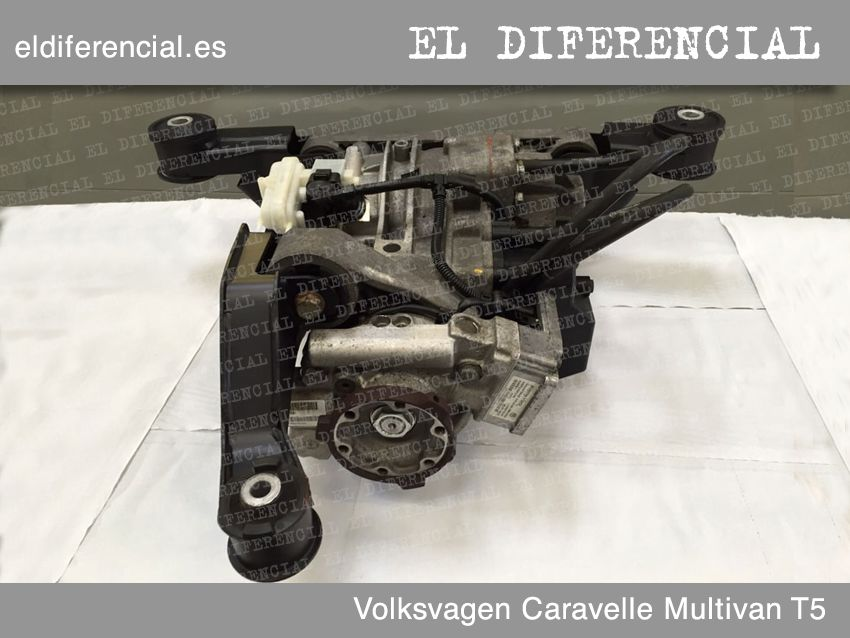 differencial volkswagen caravelle t5 4