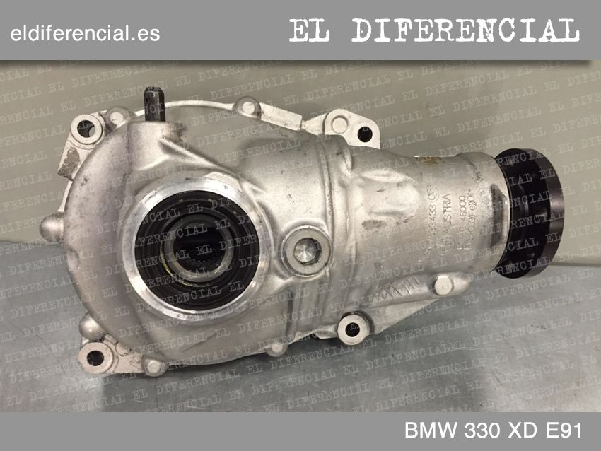differencial bmw 330xd e91 1
