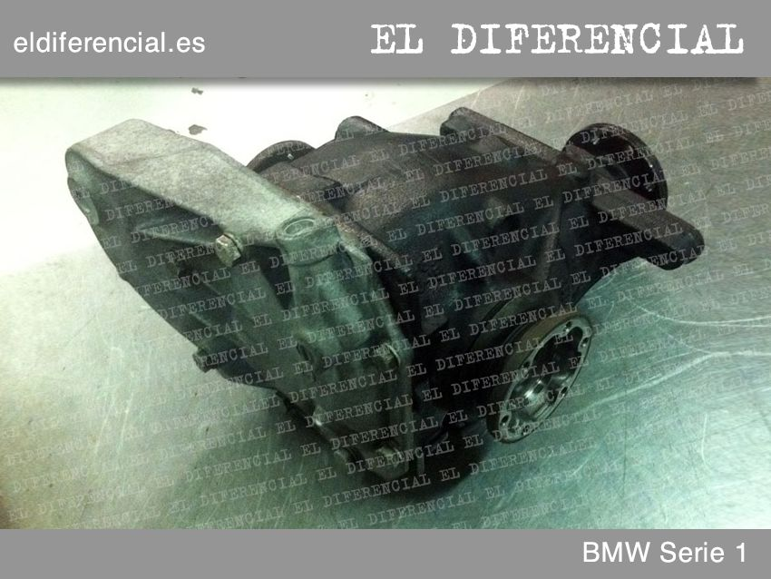 differencial bmw serie1 reacondicionado