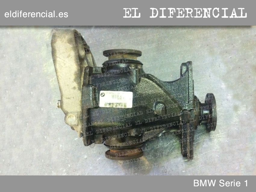 differencial bmw serie1 reacondicionado 2