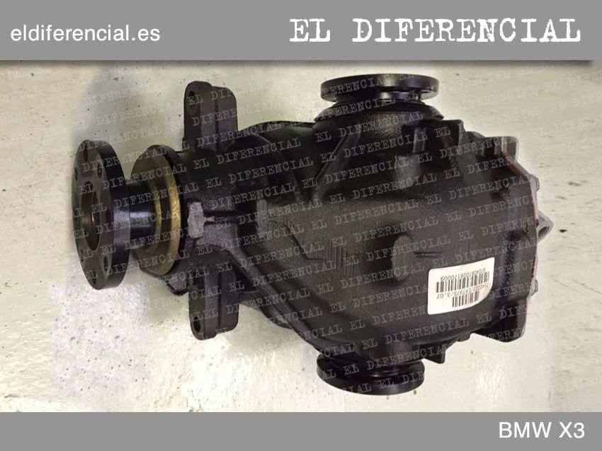 differencial bmw x3 1