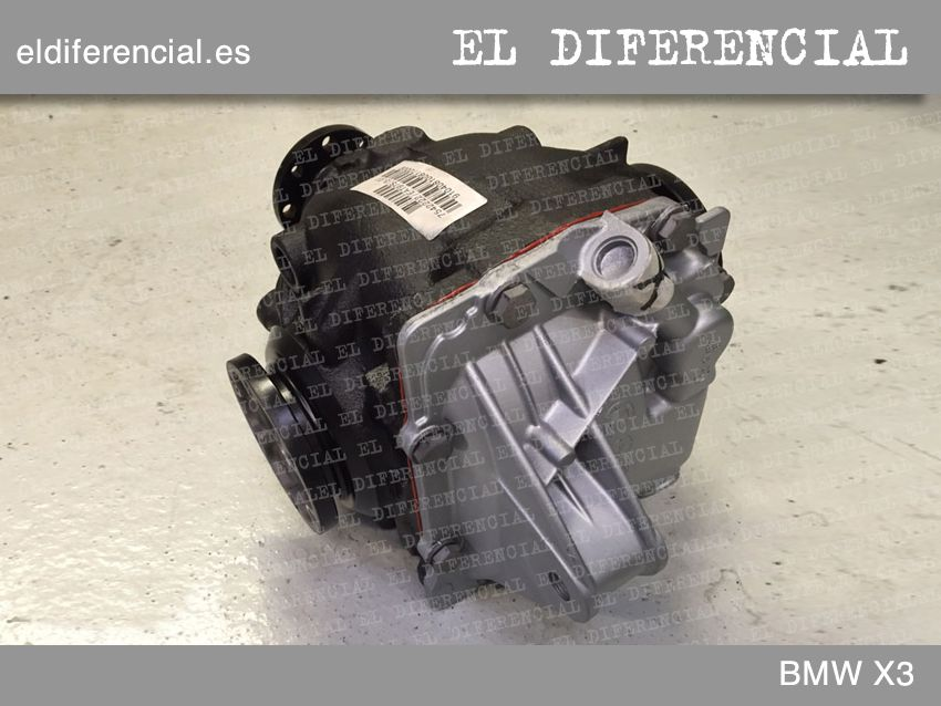 differencial bmw x3 2